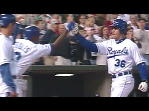 Video: Beltran launches a 2-run homer off Pettitte