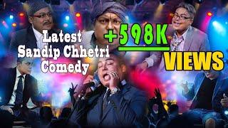Video sandip chhetri - सन्दिप क्षेत्रीले हसाउनु हसाए - New Comedy Video MP3, 3GP, MP4, WEBM, AVI, FLV Desember 2018
