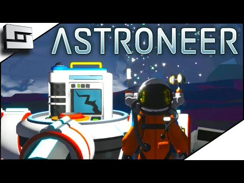 STRANGE ARTIFACT?! - Astroneer Gameplay S2E\4