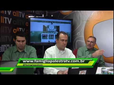Famiglia Palestra TV - 99 anos de Palmeiras