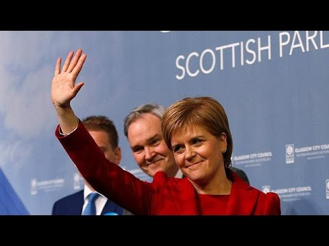 Σκωτία: Νίκη του SNP χωρίς αυτοδυναμία στο τοπικό κοινοβούλιο