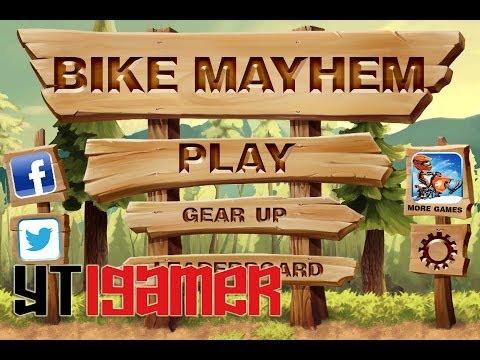 Bike Mayhem Mountain Racing – Gameplay – iOS Universal – Part 1