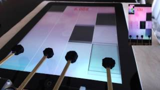 Video Piano Tiles 2 Robot | Beginner 21.079 Record MP3, 3GP, MP4, WEBM, AVI, FLV Agustus 2018