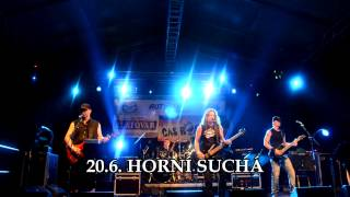 Video MANTL šatlava časrock 2015