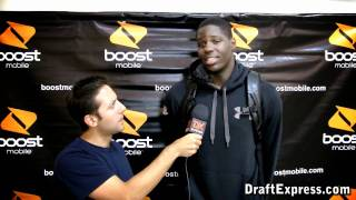 Anthony Bennett DraftExpress Interview - 2011 Boost Mobile Elite 24