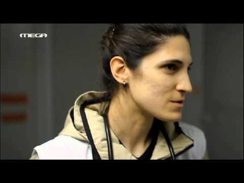 Οι Γιατροί Χωρίς Σύνορα στην εκπομπή Ορίζοντας στο Mega: Σταυρούλα Κωστάκη