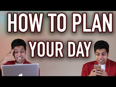 How to Plan your Day effectively? (Time Management in Hindi)