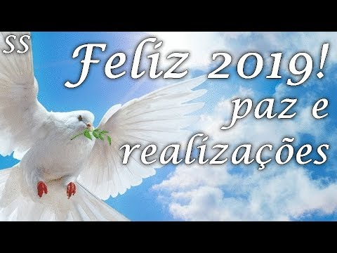 Mensagens para whatsapp - Linda e emocionante mensagem de Feliz Ano Novo para 2019! WhatsApp/Facebook
