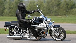 8. Hyosung GV650 exhaust sound and by fly