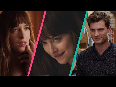 Unexpected funny moments from the Fifty Shades Trilogy