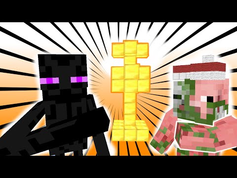 Monster School: Parkour (Minecraft Animation)