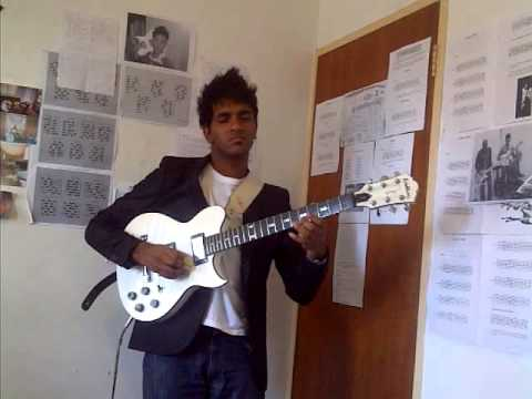 Paul James Experimenting 3 guitar scales lol.
