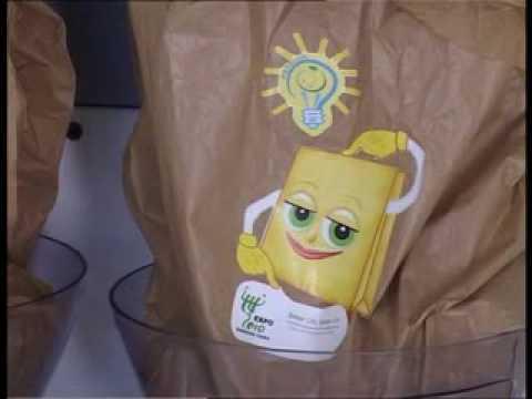 il sacchetto intelligente per i rifiuti umidi!