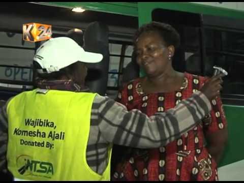 12 people arrested in NTSA, police crackdown last night (видео)