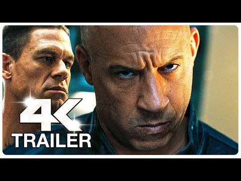 FAST AND FURIOUS 9 Trailer (4K ULTRA HD) NEW 2021