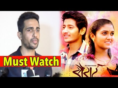 Gulshan Devaiya's Strong Comment About Sairat Is A