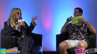 "Video Rita Ora Talks ""Girls"" Video And Additional Collaborators MP3, 3GP, MP4, WEBM, AVI, FLV Agustus 2018"