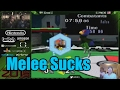Super Smash Bros Melee Sucks *Rant* (And Matthew Shotguns a Beer)