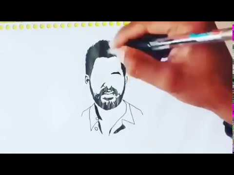 TAKKARU TAKKARU Official Song Art | Hiphoptamizha Art | Drawing