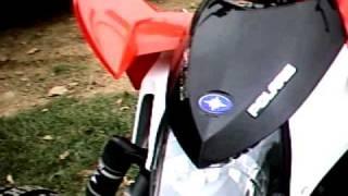 4. 2009 Polaris Outlaw 450MXR
