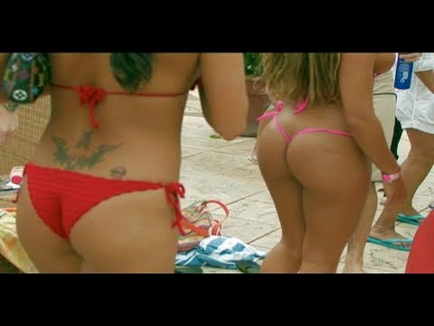 بكيني - http://www.A3Network.com. Juicy Beach Party filmed at Nikki Beach, Miami Beach. A 5TH & OCEAN PRODUCTION. Twitter: #A3Network Following early releases on Sub...