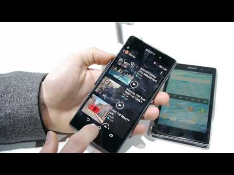 Sony Xperia Z2 in-depth hands-on part 3: Interface and Functionality