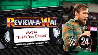 "Nonton WWE 24 ""Thank You Daniel"" Documentary 