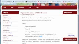Kali ini ada tugas menarik untuk kalian mengisi suatu keahlian dan komitmen.. silahkan di cek di http://infoimam.guru-indonesia.net/