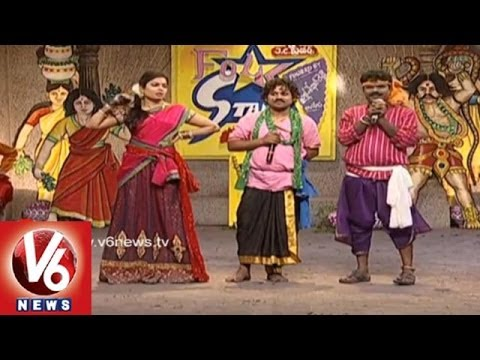 Singers Performing Telangana Folk Songs - Folk Stars Dhoom Thadaka - 9