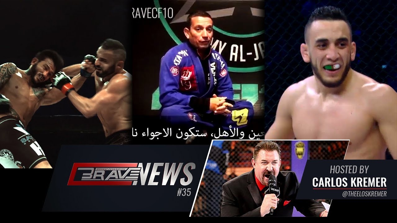 Brave News #35: Champ Elias is challenged; Fakhreddine mocks Hadbi