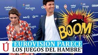 Video Amaia destapa qué hay detrás de Eurovisión 2018 y Tu Canción con Alfred tras Operación Triunfo MP3, 3GP, MP4, WEBM, AVI, FLV Mei 2018