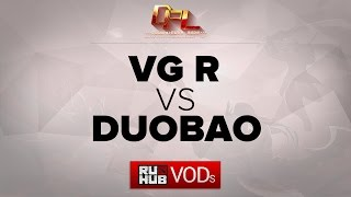 VG Reborn vs DUOBAO, game 1