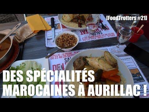 [FoodTrotters #21 - Aurillac] Un couscous ULTRA copieux !