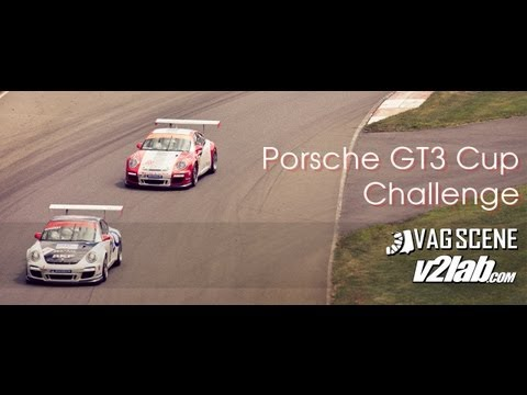 Porsche GT3 Cup Challenge 2012 Circuit Mont Tremblant