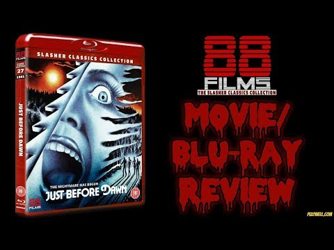 JUST BEFORE DAWN (1981) - Movie/Blu-ray Review (88 Films)