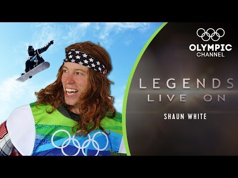 Shaun White: The Guy who Raised the Bar in Snowboarding | Legends Live On (видео)