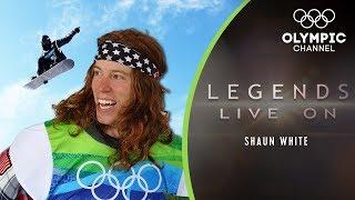 Video Shaun White: The Guy who Raised the Bar in Snowboarding | Legends Live On MP3, 3GP, MP4, WEBM, AVI, FLV Juli 2019