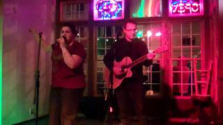 Acoustic Duo Jamie Marich & Jim Stafford play the Lemon Grove, Youngstown, OH, on 2-17-12.