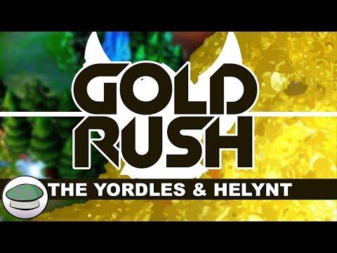 Gold Rush - The Yordles & Helynt (Original Song)