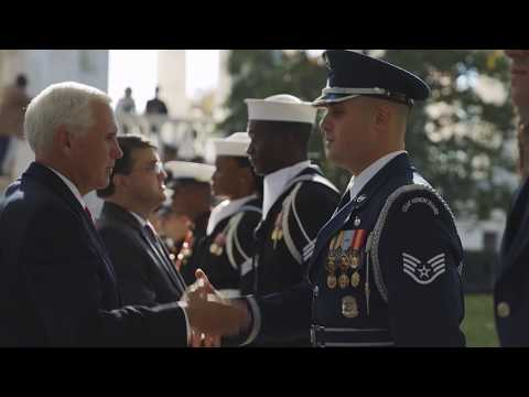 Vice President Pence Delivers Remarks on Veterans Day 2019