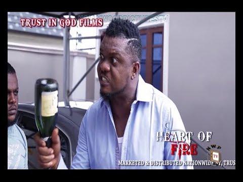 Heart Of Fire -  Ken Erics 2018 Latest Nigerian Nollywood Movie