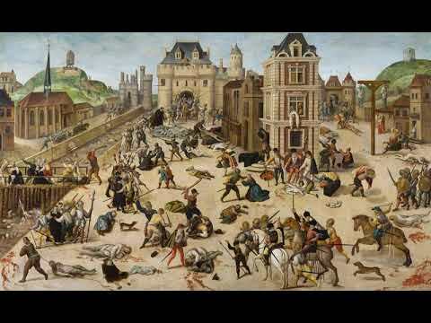 French Wars of Religion | Wikipedia audio article