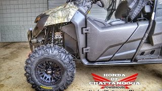 7. Custom 2015 Honda Pioneer 700 / 700-4 : Review of Specs & Accessories - SxS / UTV / Side by Side