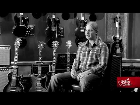 Derek Trucks: At Guitar Center – Influences and Slide