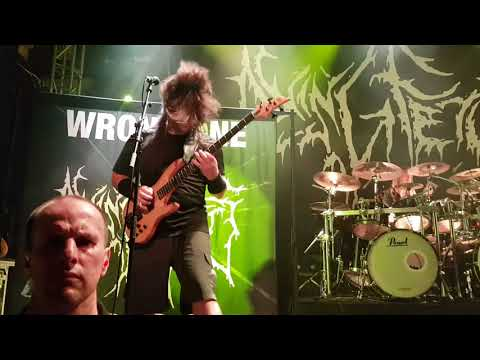 Dying Fetus - Grotesque Impalement Live at O2 Islington London 2018