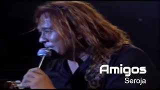 Amigos - Bunga Seroja (Official Live Performance Video)