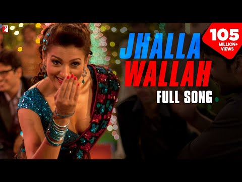 Jhalla Wallah | Full Song | Ishaqzaade | Parineeti Chopra, Gauhar Khan, Shreya Ghoshal, Amit Trivedi