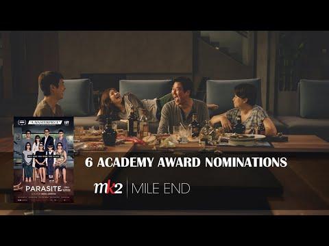 PARASITE   Nominated for Six Academy Awards