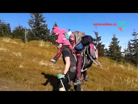 Výlet s dětmi na Lyskou horu v Beskydech