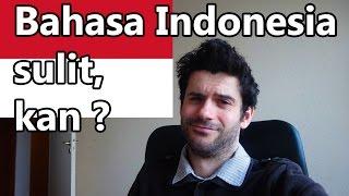 SUBSCRIBE HERE : http://bit.ly/masbas_ Aku pikir bahasa Indonesia adalah bahasa yang sangat mudah ! Tapi ada beberapa kesulitan ! :p SIAPA MAS BAS ...